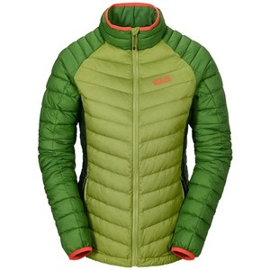 Jack Wolfskin Women's Zenon Basic Snap-In Jacket (SALE ITEM - 2015)