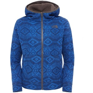 The North Face Boy's Mayar Sweater Fleece Hoodie (SALE ITEM - 2015)