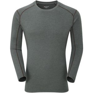 Montane Men's Primino 220 Long Sleeve Crew Neck (SALE ITEM - 2015)