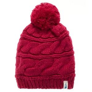 The North Face Triple Cable Pom Beanie