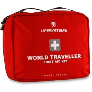 Lifesystems World Traveller First Aid Kit (SALE ITEM - 2014)