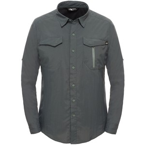 The North Face Men's L/S Sequoia Shirt (SALE ITEM - 2016)