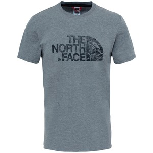 The North Face Men's S/S Woodcut Dome Tee