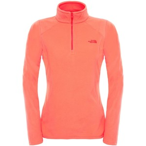 The North Face Women's 100 Glacier 1/4 Zip (SALE ITEM - 2016)