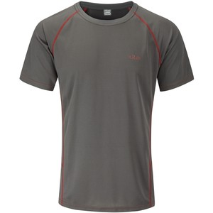 Rab Men's Dryflo 80 Short Sleeved Tee