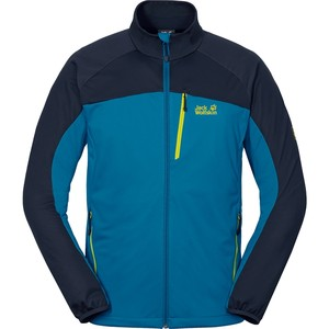 Jack Wolfskin Men's Crosswind Softshell Jacket