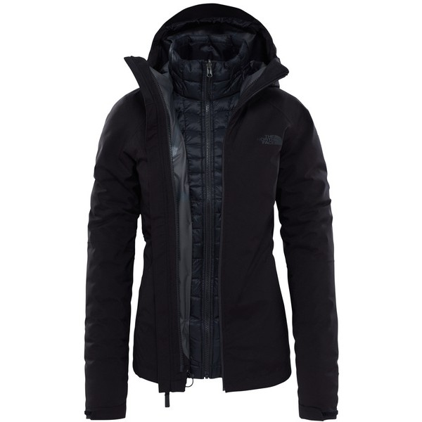 The North Face Women's Thermoball Triclimate Jacket ...