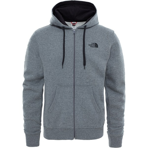 5a6a9cf26 The North Face Men's Open Gate Full Zip Hoodie - Outdoorkit