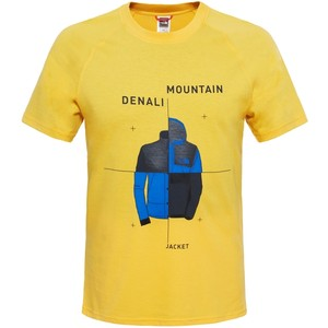 The North Face Men's S/S Mountain X Denali Tee