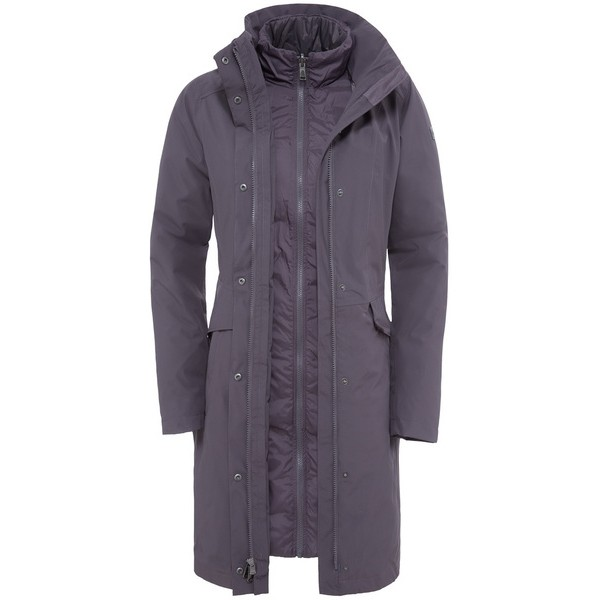 e7eb17d53 The North Face Women's Suzanne Triclimate Coat - Outdoorkit