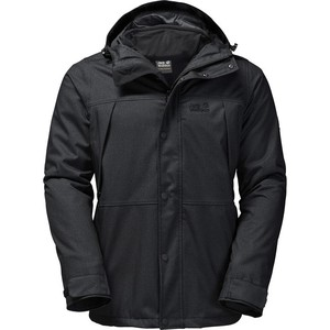 Jack Wolfskin Men's Harbour Bay 3-in-1 Jacket