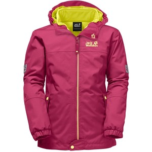 Jack Wolfskin Girl's Iceland 3-in-1 Jacket