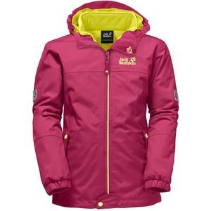 Jack Wolfskin Girl's Iceland 3-in-1 Jacket (SALE ITEM - 2018)