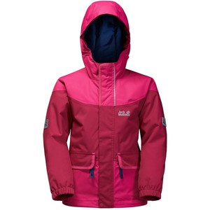 Jack Wolfskin Girl's Glacier Bay Jacket (SALE ITEM 2016)