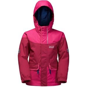 Jack Wolfskin Girl's Glacier Bay Jacket