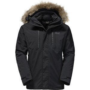 Jack Wolfskin Men's Ross Island 3-in-1 Jacket