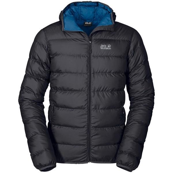 jack wolfskin men 39 s helium down jacket outdoorkit. Black Bedroom Furniture Sets. Home Design Ideas