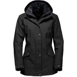 Jack Wolfskin Women's Park Avenue Jacket (Sale Item 2016)