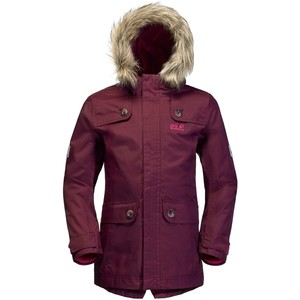 Jack Wolfskin Girl's Rhode Island 3-in-1 Jacket
