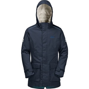 Jack Wolfskin Girl's Polar Bear Parka (SALE ITEM 2016)