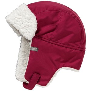 Jack Wolfskin Kid's Stormlock Shapka Hat