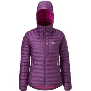 Rab Women's Microlight Alpine Jacket (2017)
