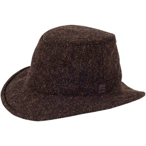 Tilley TW2-HT Winter Hat in Harris Tweed