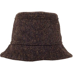 Tilley TTH1-HT Tuckaway Hat in Harris Tweed