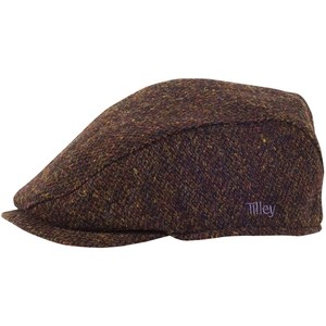 Tilley TIC1-HT Ivy Cap in Harris Tweed