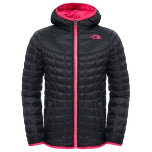 The North Face Girl's Reversible Thermoball Hoodie