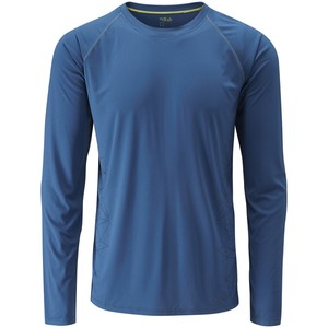 Rab Men's Aerial Long Sleeve Tee