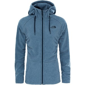 The North Face Women's Mezzaluna Full Zip Hoodie (SALE ITEM - 2018)