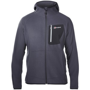 Berghaus Men's Deception Hooded Full Zip Fleece