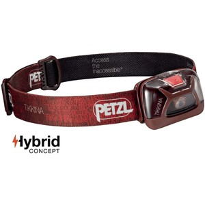Petzl Tikkina Head Torch