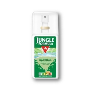 Jungle Formula Natural Pump Spray Insect Repellent - 75ml (SALE ITEM - 2015)