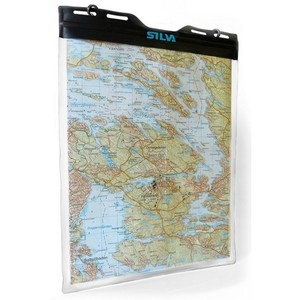 Silva Carry Dry Map Case - Small (SALE ITEM - 2015)