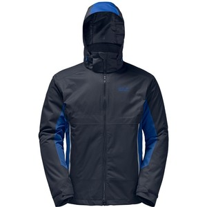 Jack Wolfskin Men's North Border 3-in-1 Jacket