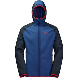 Jack Wolfskin Men's Zenon Softshell Jacket