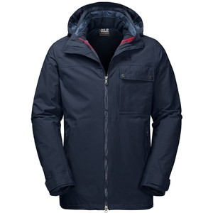 Jack Wolfskin Men's Vernon 3-in-1 Jacket