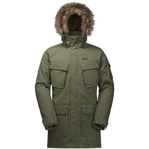 Jack Wolfskin Men's Glacier Canyon Parka Jacket
