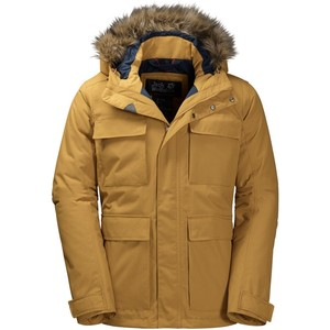 Jack Wolfskin Men's Point Barrow Jacket