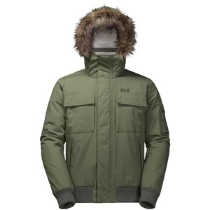 Jack Wolfskin Men's Brockton Point Jacket