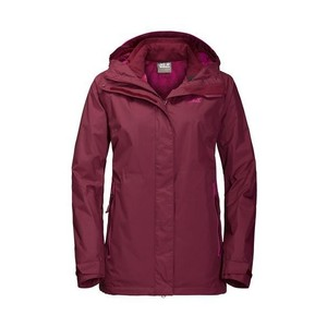 Jack Wolfskin Women's Clearwater Lake Jacket
