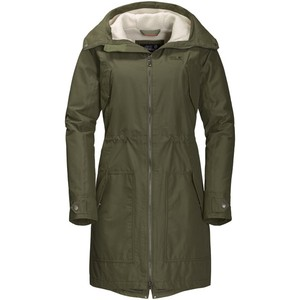 Jack Wolfskin Women's Rocky Point Parka (SALE ITEM - 2018)
