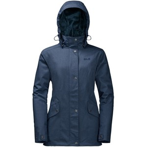 Jack Wolfskin Women's Park Avenue Jacket (SALE ITEM - 2017)