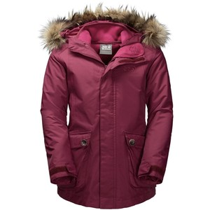 Jack Wolfskin Girl's Elk Island 3-in-1 Parka (SALE ITEM 2017)