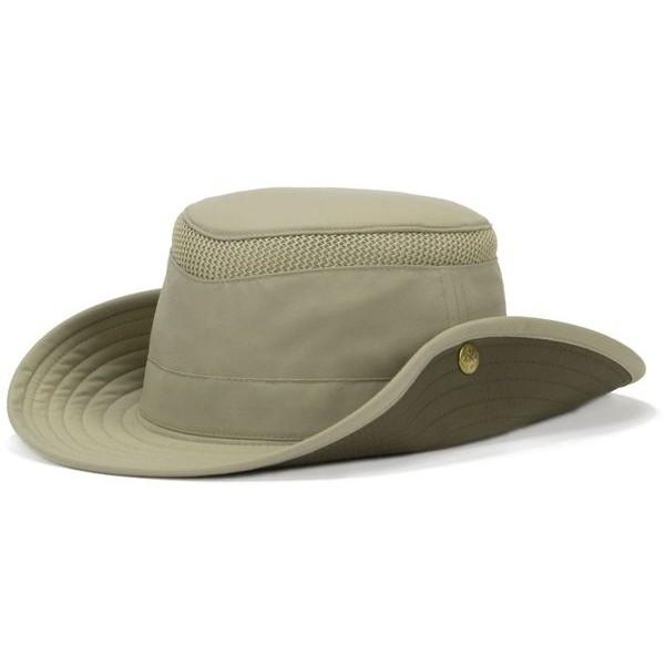 Tilley LTM3 Airflo Snap Up Hat - Outdoorkit c00dec1cd134