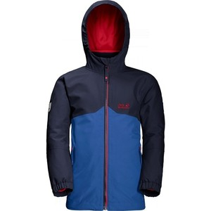 Jack Wolfskin Boy's Iceland 3in1 Jacket
