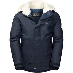 Jack Wolfskin Boy's Great Bear Jacket