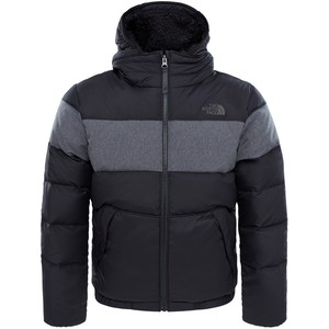 The North Face Boy's Moondoggy 2.0 Down Hoodie (SALE ITEM - 2017)